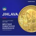 Zlatá mince 5000 Kč městské pamatkové rezervace Jihlava Proof