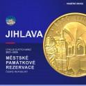 Zlatá mince 5000 Kč městské pamatkové rezervace Jihlava Standard,BK