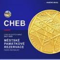 Zlatá mince 5000 Kč městské památkové rezervace Cheb Proof